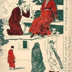 "مجله ملانصرالدین - ""Molla Nasreddin"" Magazine (34)"