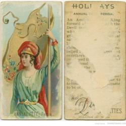 Holidays, Annual Fete, Persia. (ca. 1885-1900)