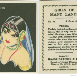 Girls of many lands, Persia. (ca. 1924-1934)