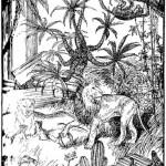Edmund J Sullivan Illustrations to The Rubaiyat of Omar Khayyam (52)