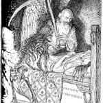 Edmund J Sullivan Illustrations to The Rubaiyat of Omar Khayyam (45)