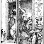 Edmund J Sullivan Illustrations to The Rubaiyat of Omar Khayyam (40)