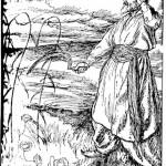 Edmund J Sullivan Illustrations to The Rubaiyat of Omar Khayyam (36)