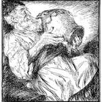 Edmund J Sullivan Illustrations to The Rubaiyat of Omar Khayyam (34)