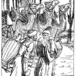 Edmund J Sullivan Illustrations to The Rubaiyat of Omar Khayyam (31)