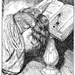 Edmund J Sullivan Illustrations to The Rubaiyat of Omar Khayyam (22)