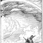 Edmund J Sullivan Illustrations to The Rubaiyat of Omar Khayyam (21)