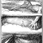 Edmund J Sullivan Illustrations to The Rubaiyat of Omar Khayyam (12)