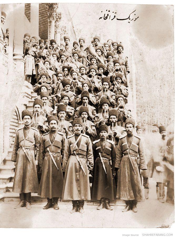 Cossack Brigade Music Band