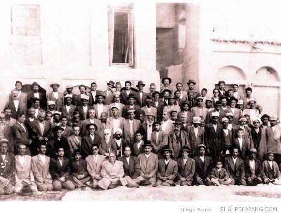Dervishes of Sheshdeh