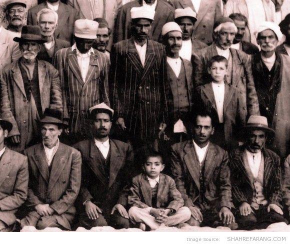 Dervishes of Sheshdeh (Detail)