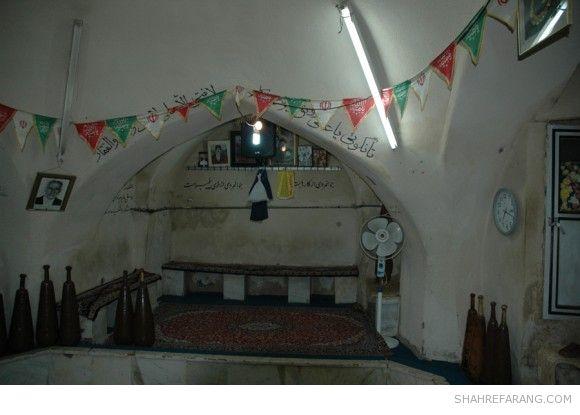 Kermanshah's Stonemasons Zurkhaneh
