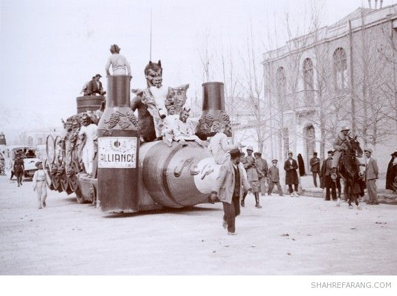 Celebration of Termination of D'Arcy Concession in Tehran (1933)