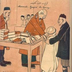 "مجله ملانصرالدین - ""Molla Nasreddin"" Magazine (46)"