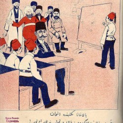 "مجله ملانصرالدین - ""Molla Nasreddin"" Magazine (38)"