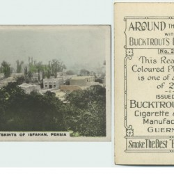 Around the World, Places of Interest, Outskirts of Isfahan, Persia. (ca. 1919-1929)