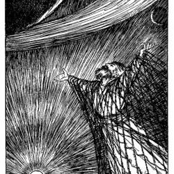 Edmund J Sullivan Illustrations to The Rubaiyat of Omar Khayyam (75)