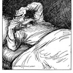 Edmund J Sullivan Illustrations to The Rubaiyat of Omar Khayyam (69)