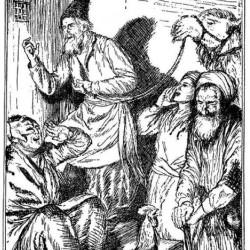 Edmund J Sullivan Illustrations to The Rubaiyat of Omar Khayyam (67)