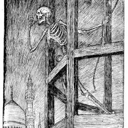 Edmund J Sullivan Illustrations to The Rubaiyat of Omar Khayyam (64)