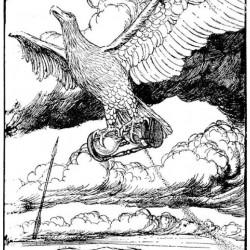 Edmund J Sullivan Illustrations to The Rubaiyat of Omar Khayyam (63)