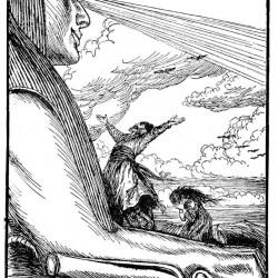 Edmund J Sullivan Illustrations to The Rubaiyat of Omar Khayyam (61)