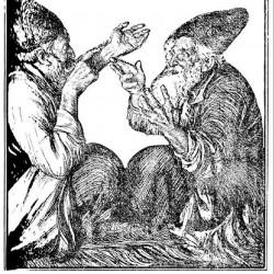 Edmund J Sullivan Illustrations to The Rubaiyat of Omar Khayyam (43)