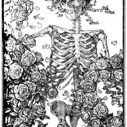 Edmund J Sullivan Illustrations to The Rubaiyat of Omar Khayyam (42)