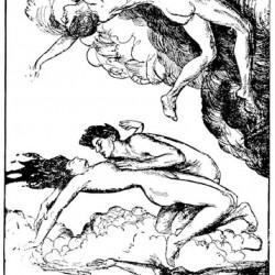 Edmund J Sullivan Illustrations to The Rubaiyat of Omar Khayyam (38)