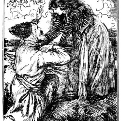 Edmund J Sullivan Illustrations to The Rubaiyat of Omar Khayyam (35)