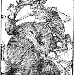 Edmund J Sullivan Illustrations to The Rubaiyat of Omar Khayyam (33)