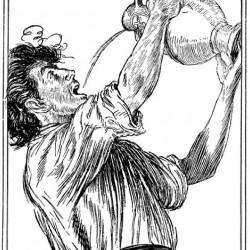 Edmund J Sullivan Illustrations to The Rubaiyat of Omar Khayyam (11)
