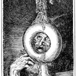 Edmund J Sullivan Illustrations to The Rubaiyat of Omar Khayyam (9)
