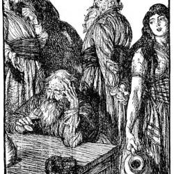 Edmund J Sullivan Illustrations to The Rubaiyat of Omar Khayyam (5)