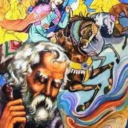 Painting by Mohammad Tajvidi (14)