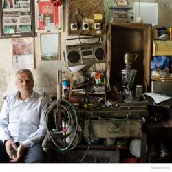 Workshop, Bazaare Nayeb Saltane - Al-e-Aqa street - Tehran