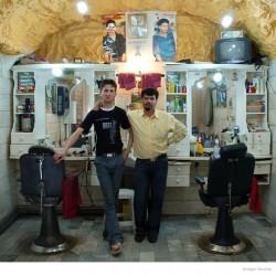 Shahr-e-Rey Barbers, Tehran