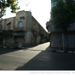 Lalezar avenue, Tehran - خیابان لاله زار (8)
