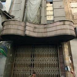 Nasr Playhouse, Lalezar avenue, Tehran - خیابان لاله زار، تئاتر نصر