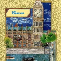Iran Air, London