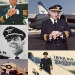 Iran Air Pilots