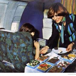 Iranair- In-flight meals