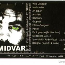 Iranian Business Card (8)