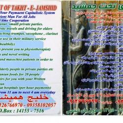 Iranian Business Card (23)