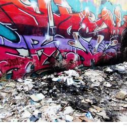 Graffiti on Tehran canal walls (6)