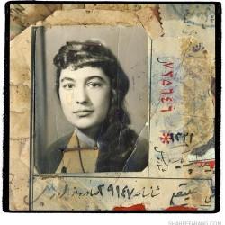 Irandokht, born in 1942 (26)