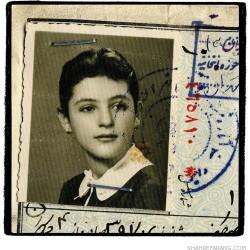 Irandokht, born in 1942 (29)