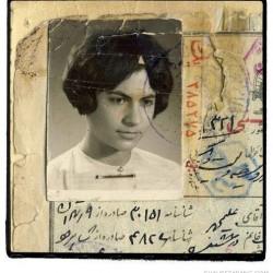 Irandokht, born in 1942 (40)