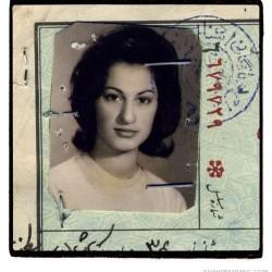 Irandokht, born in 1942 (42)