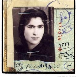 Irandokht, born in 1942 (74)
